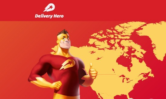 Delivery Hero Raises $586 Million
