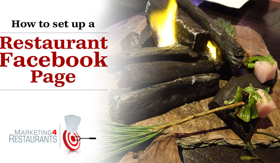15 – How to set up a Restaurant Facebook Page