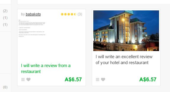 Fake Fiverr Review