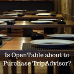OpenTable Tripadvisor Merger