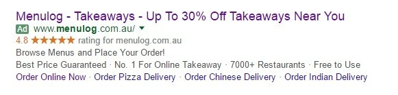 menulog 30% off
