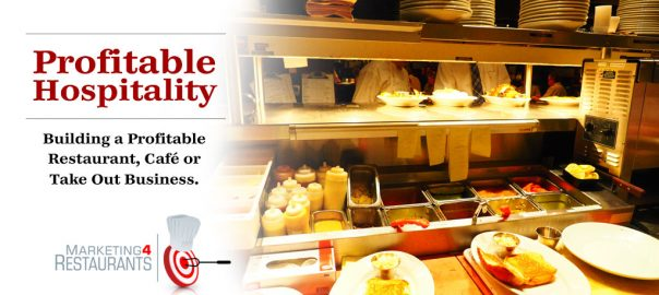 Profitable Hospitality.