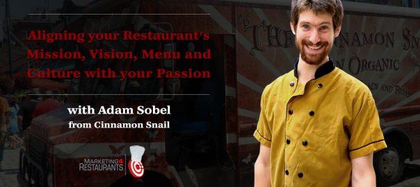 Adam Sobel Chef