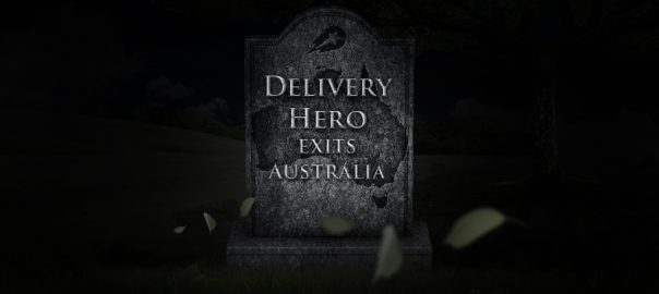 Delivery Hero exits Australia