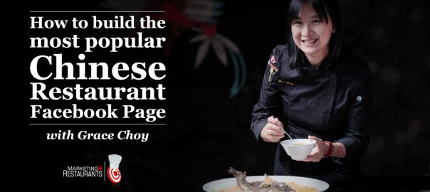 Chinese Restaurant Facebook page