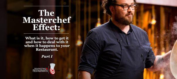 Secret Sauce episode 51 - The Masterchef Effect part 1