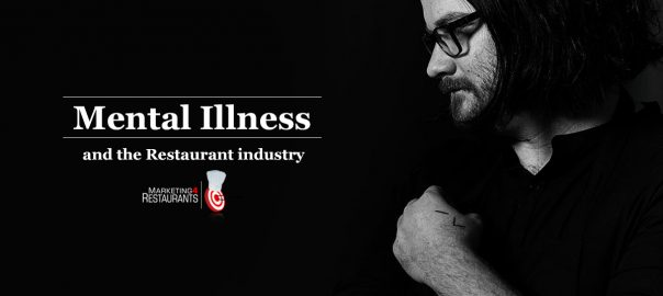 Mental Illness and the Restaurant industry