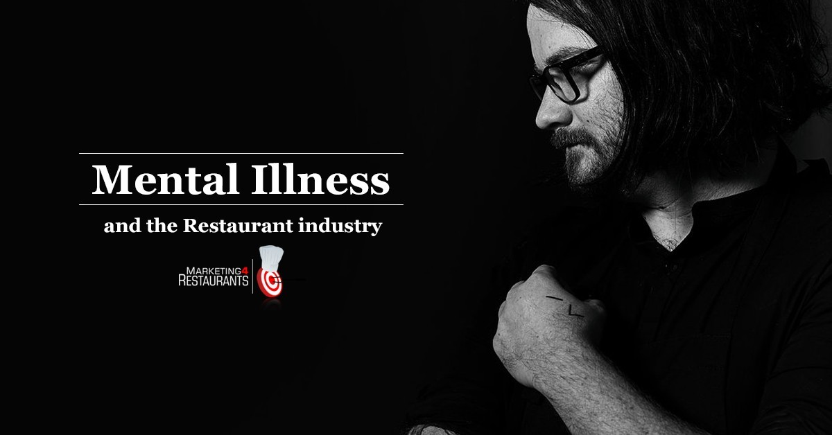 57 – Mental illness and the Restaurant Industry