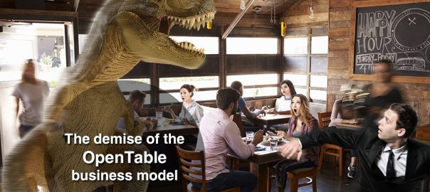 The demise of the OpenTable business model