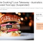 love take away kick starter campaign