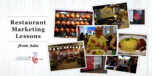 Singapore Restaurant Marketing
