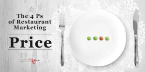 4Ps of Restaurant Marketing - Price
