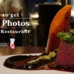 Restaurant photography