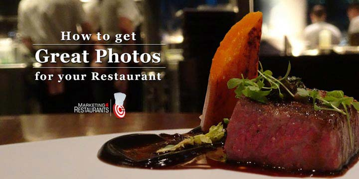 95 – How to get great photos for your Restaurant