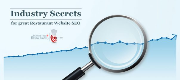 Episode 106: Industry Secrets for great Restaurant Website SEO