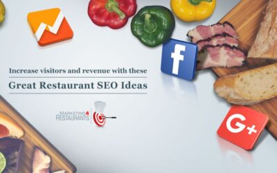 107 – Increase visitors and revenue with these great Restaurant SEO ideas