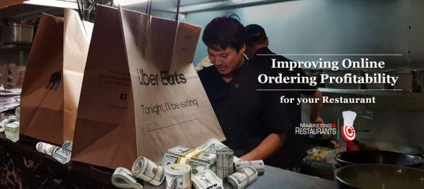 Online ordering profitability