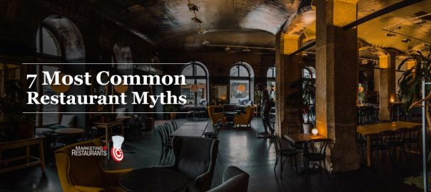 Episode 114: 7 Most Common Restaurant Myths