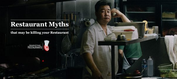 Restaurant Myths