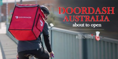 Doordash Australia almost ready to open up for delivery