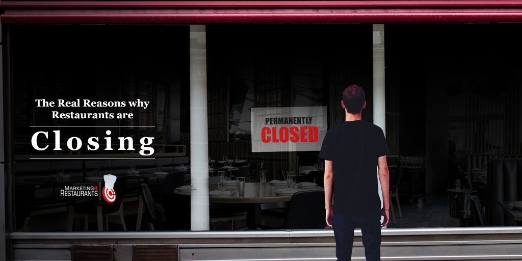 Episode 119: The Real Reasons Restaurants are Closing