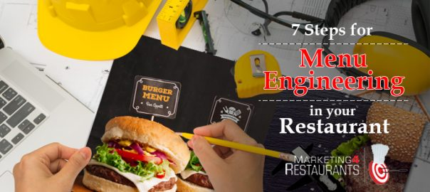 Menu Engineering in your Restaurant