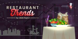 Restaurant Trends for 2020