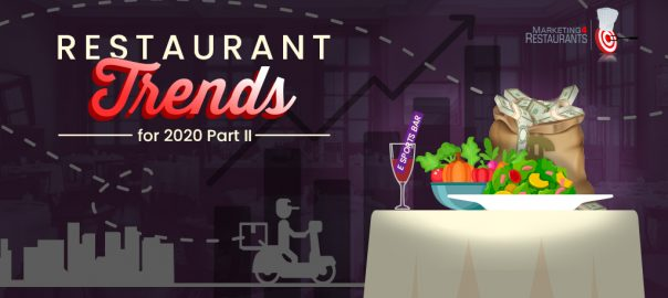 Restaurant Trends for 2020