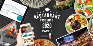 Restaurant Trends 2020