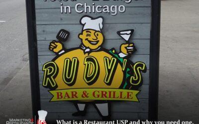 140 – What is a Restaurant USP (Unique Selling Proposition)