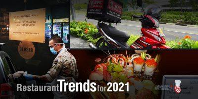143 – Restaurant Trends for 2021
