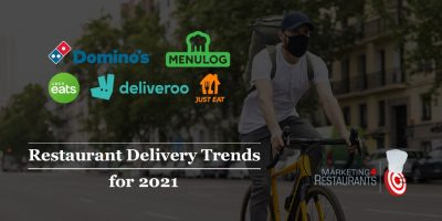 144 – Restaurant Trends for 2021 – Online Ordering and Delivery
